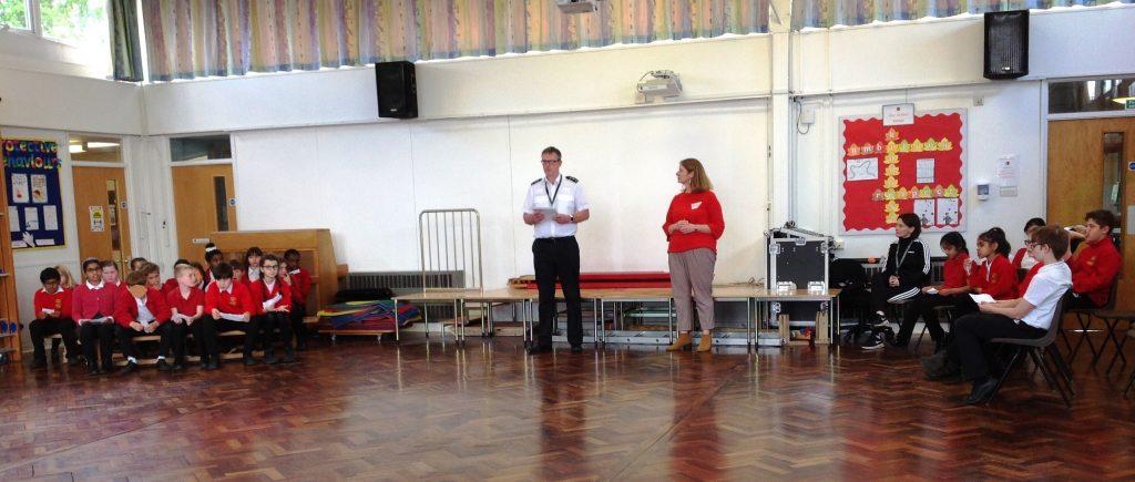 Mini Police presentation